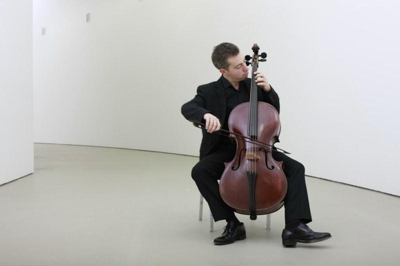 AAM principal cellist, Joseph Crouch