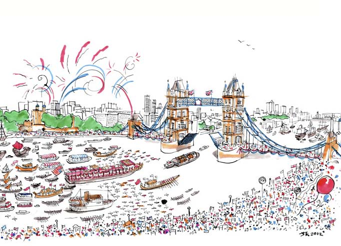 Thames Jubilee Pageant